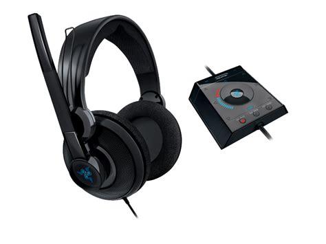 Headset Razer Megalodon razer megalodon gaming headset 7 1 surround sound gaming headset razer australia