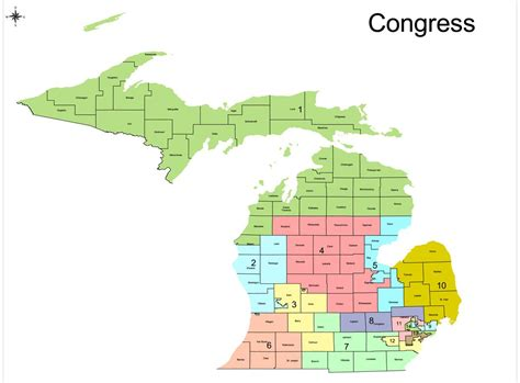michigan house representatives michigan state house of representatives district map michigan map