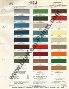 1969 dodge charger car paint colors urekem paints