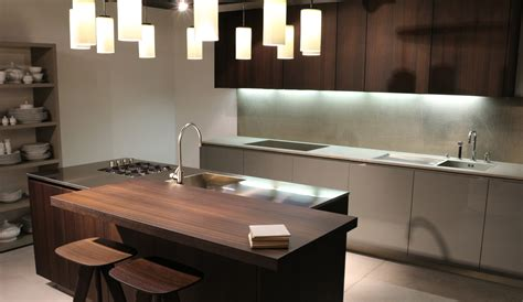Kitchen Island With Bar Seating poliform varenna alea 780 showroom kitchen i dopo domani