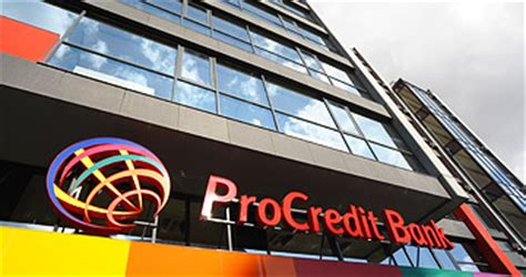procredit bank contact procredit mission