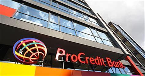 procredit bank bg pro banking procredit mission