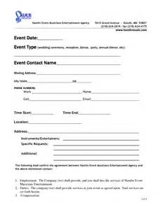 Event Space Rental Contract Template by Best Photos Of Venue Rental Contract Template Real