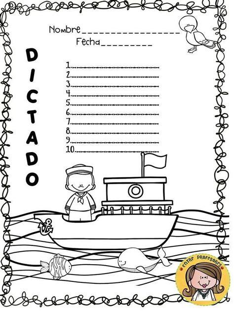 maestra de infantil fichas para imprimir 17 mejores ideas sobre abecedario para ni 241 os en pinterest