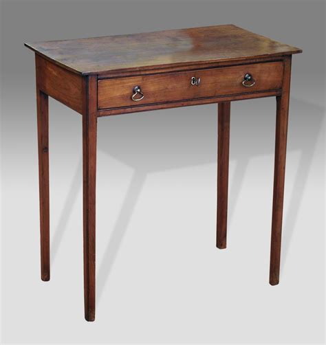 Antique Side Table Antique Side Table Georgian Side Table Small Side Table Fruitwood Side Table Antique Tables