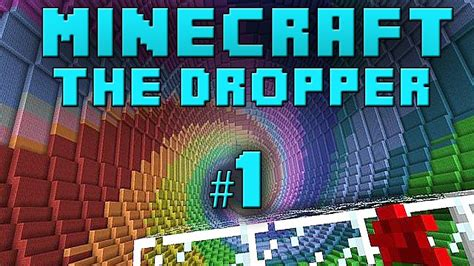 sty and squid adventure maps minecraft xbox the dropper part 1
