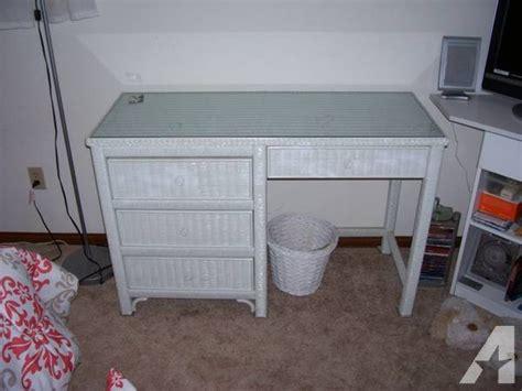 white wicker bedroom furniture for sale henry link 6 piece white wicker bedroom set plus bonus
