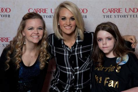 Carrie Underwood  Young Fans Dream  True
