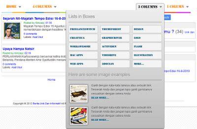 cara membuat blog gratis menghasilkan uang cara membuat mega dropdown menu cara membuat blog gratis
