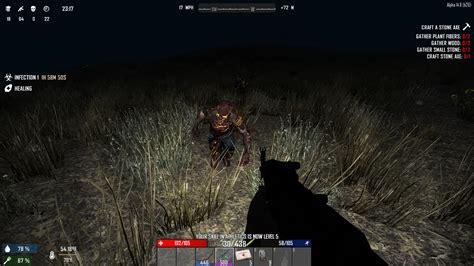 Nexus Mod Mba Die by Threnix Combat Hud 14 7 At 7 Days To Die Nexus Mods
