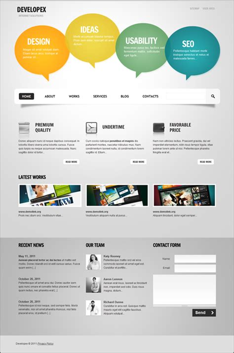 theme garden drupal 7 drupal 7 themes best collection of top themes for drupal