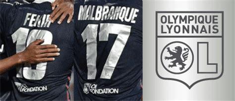 Custom Font Nameset Olympique Lyon 2010 11 football teams shirt and kits fan font olympique lyonnais european competition 2014 15