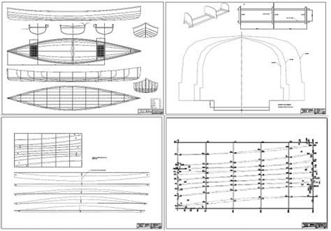 wooden boat canoe plans kymi river 16 woodenboat magazine