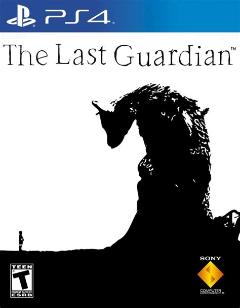 Kaset Playstation Ps4 The Last Guardian the last guardian ps4 cover idea by varimarthas5 on