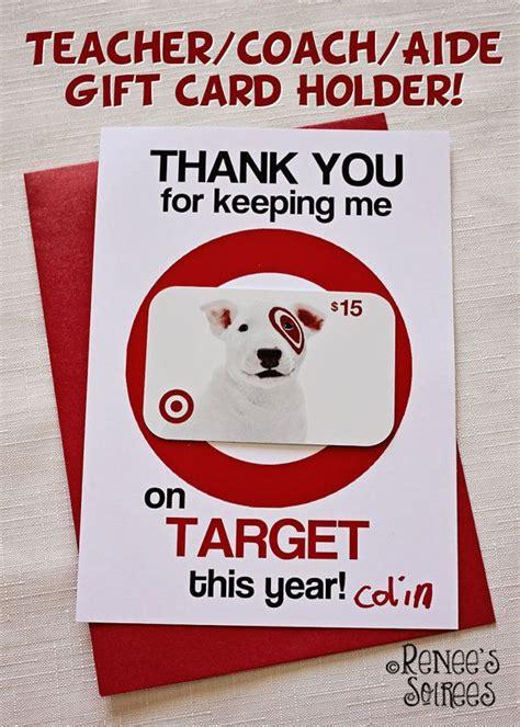 printable birthday gift card holder printable gift card holder for teacher coach coworker