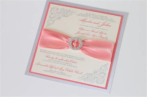 Embellished Paperie Blog   Wedding Invitation