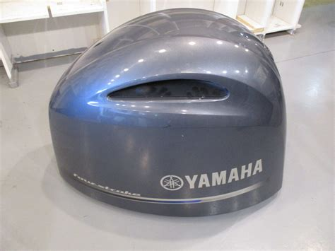 used outboard motors green bay yamaha outboard marine top engine motor cover cowl 150 hp