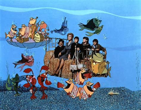 Bed Knobs And Broomsticks by Pin Bedknobs And Broomsticks 1971 And Pictures On