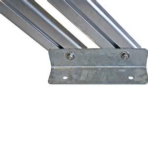 bauhaus treppen treba frewa alaska montageset geeignet f 252 r aluholm