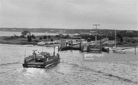Chappaquiddick Bridge Today 40 Years Since The Chappaquiddick Trial Began Getty Images