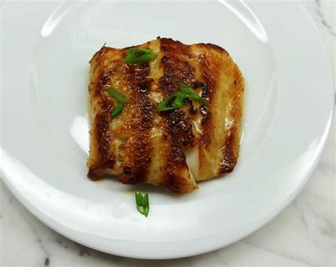 miso glazed black  recipe pamela salzman recipes