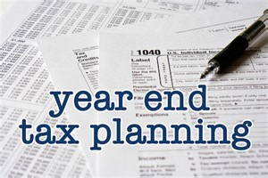 Year End Tax Planning For Individuals » Home Design 2017