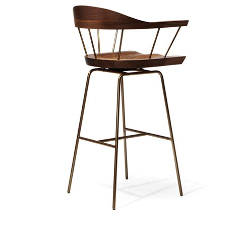 bar counter chairs price spindle bar chair by bassamfellows coup d etat