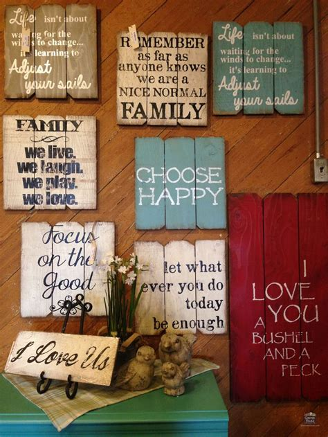 find your favorite sayings at country furniture gifts at