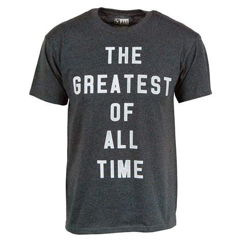 Muhammad Ali Black Shirt greatest of all time muhammad ali black t shirt
