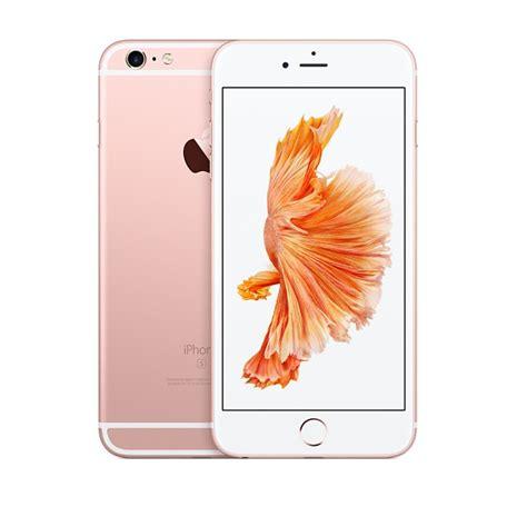 Iphone 6 16gb Gold Rosegold refurbished iphone 6s plus 32gb gold apple