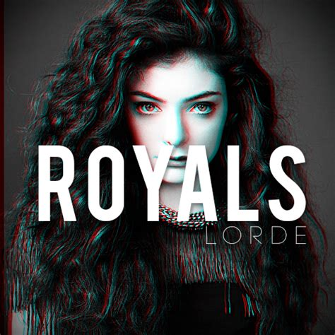 Single Cover Lorde Mock Single Cover On Behance
