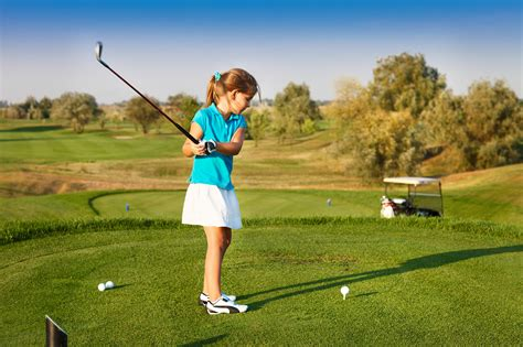 swing course the right advide for children golfers the bull golf
