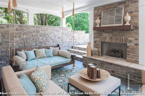 The Deck And Patio Company by Home Decor Ideas 187 Two Story Porch With Outdoor