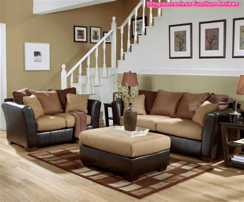 leather and fabric living room sets living room sets