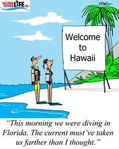 22 best scuba diving cartoons images   scuba diving