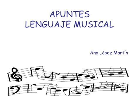 lenguaje musical rtmico i 8492220716 apuntes lenguaje musical