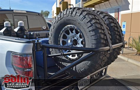 Tire Rack Road Tires by Ford Raptor Forum Ford Svt Raptor Forums Ford Raptor Rack Tire Carrier Bed Storage