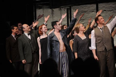 emma stone broadway emma stone curtain call for broadway s cabaret in new