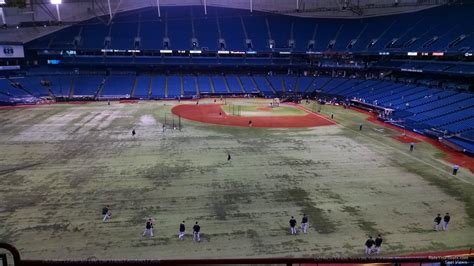 What Is Section 351 by Tropicana Field Section 351 Ta Bay Rays