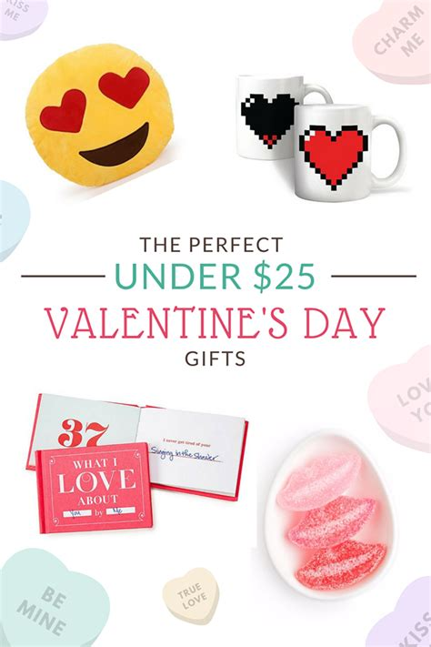 25 valentine s day gifts for her on a budget one crazy mom 28 25 best valentines day gifts 25 best ideas about