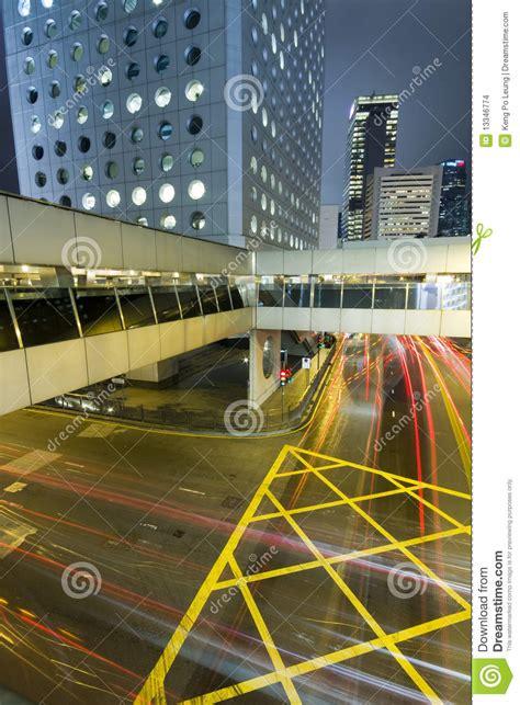 commercio hong kong notte di hong kong fotografia stock immagine di commercio