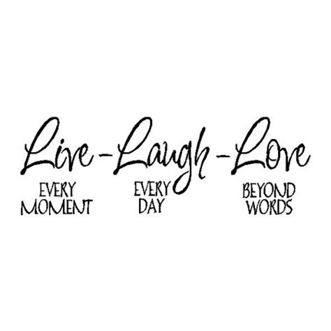 Polka Dots Wall Stickers live laugh love family wall quote sayings removable wall