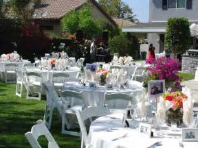 Small Backyard Wedding Ideas On A Budget Low Budget Weddings