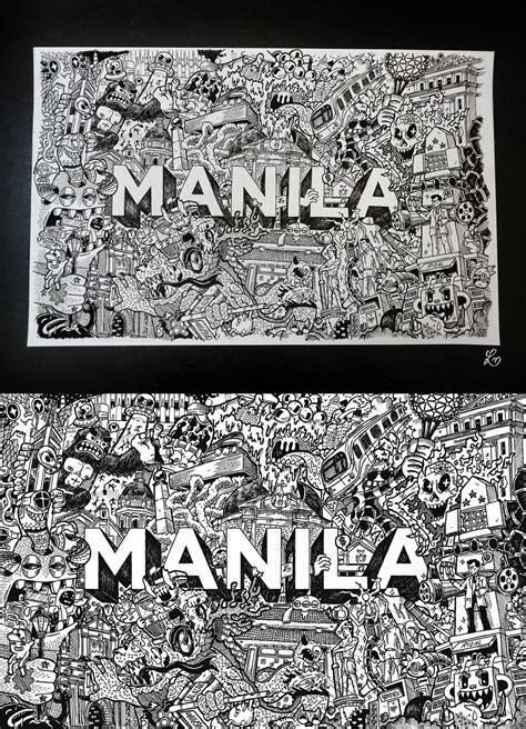 doodle rizal doodle invade manila by leimelendres on deviantart