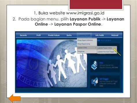 cara membuat paspor baru 2014 cara membuat paspor secara online