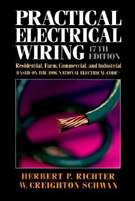 practical electrical wiring 17th edition rent
