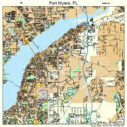 florida fort myers map fort myers fl pictures posters news and on your