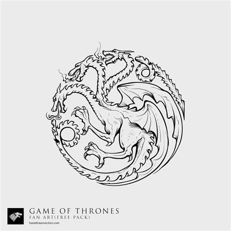 Edinburgh Tattoo Game Of Thrones | game of thrones fan art 23 vectors free download hand