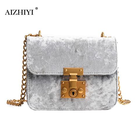 Designer Purse Discount Alert 20 Your Favorites At Shopbop by Aliexpress Buy Velour Crossbody Bag Bag Luxury