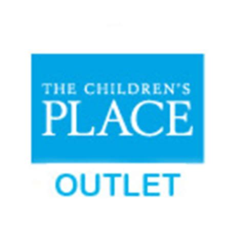 printable children s place outlet coupons 20 off the children s place outlet printable coupons